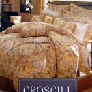 Croscill Island Bali Standard Pillow shams NEW