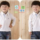 50626 Long Sleeve POLO Cotton T-shirt