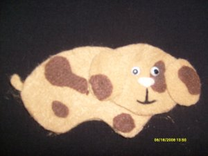 Pancake the Puppy