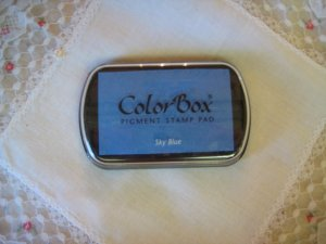 ColorBox Archival Quality Ink Pad #15038 Sky Blue