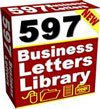597 Business letters for you to edit and use