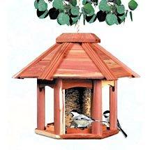 Outdoor Seasons Songbird Pavillon Bird Feeder
