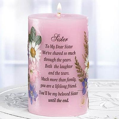 A Candle For Siste