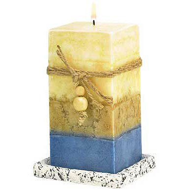 Tall Fresh Ocean Candle