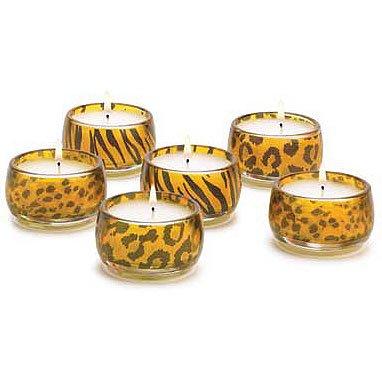 Safari Lites Candle Set