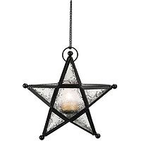 Star Shaped Tealight Holder