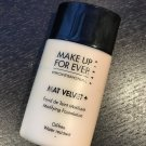 MAKE UP FOR EVER MAT VELVET+  Foundation 30 Porcelain SAMPLE