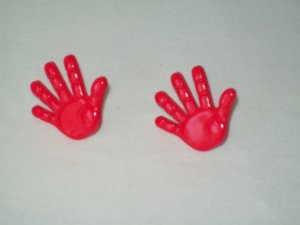 High Five Earrings