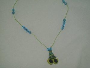 I C U Necklace
