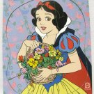 Wood Puzzle Snow White 80s Vintage Mattel Collectible Disney Toy