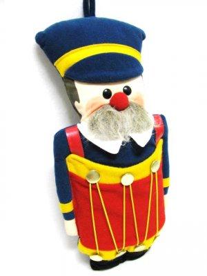 Vintage Nutcracker Hallmark Collectible Soft Body Christmas Decor 1981