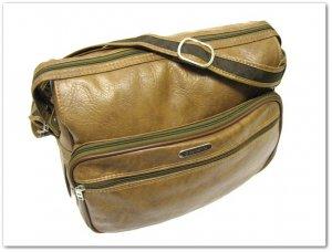 Vintage Overnight Bag Samsonite Carry On Luggage Caramel Tote Travel Messenger Shoulder Strap
