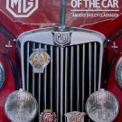 MG The Book Of The Car Clausager 1982 Collectible Hardcover Automobile