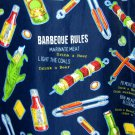 Mens Grilling Shirt Ugly Barbeque Large Beer Kabob Funny Cookout Party Urban Streetwear