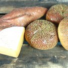 French Bread Loaf Dinner Rolls Cheese Props Kitchen Photography Display Fake Food
