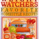 Weight Watchers Cookbook Favorite Homestyle Recipes 250 Diet Healthy Easy Meals