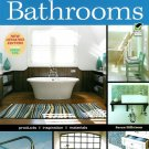 Home Decorating Design Ideas for Bathrooms Book Vanity Flooring Faucet Tile Walls
