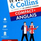Le Robert & Collins Compact Plus Anglais version bimedia : dictionnaire francais French Edition
