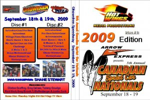 Canaian Sprintcar Nationals 2009