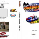 Ohsweken Speedway June 18/10 DVD