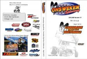 Canadian Sprintcar Nationals DVD