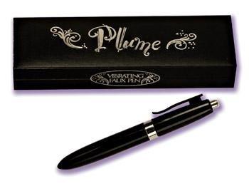 Plume Vibrating Faux Pen