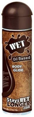Wet Oil Based 2.7 oz Body Glide