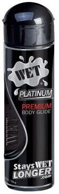 Wet Platinum 8.9 oz Premium Body Glide