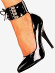 Seduce - Women's Heeled Shoes with Removable Ankle Strap