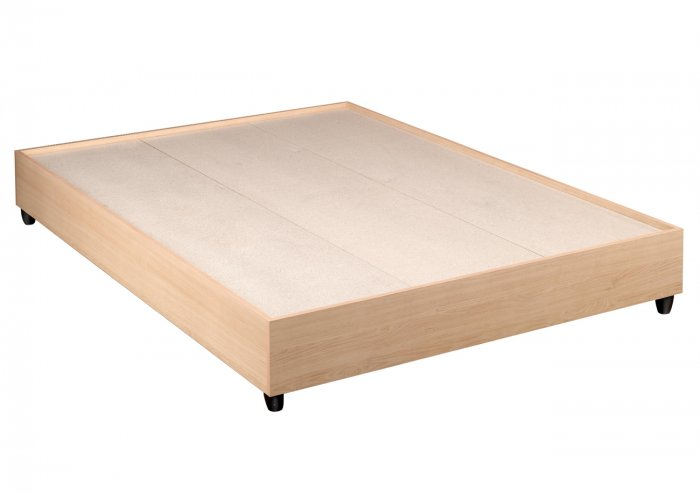 """54"""" Full - Double Size Platform Bed"""