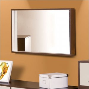Bedroom Wall Mirror - Dresser Chest Accent Mirror