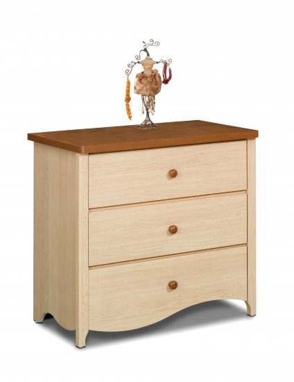 Three (3) Drawer Dresser Chest Kids or Adult Clothes Organizer