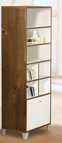 Office Storage Organizer Tower Paper Book Case Filing Cabinet