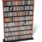 CHERRY Wall CD / DVD / BLU-RAY Movie / Video Game Storage Tower Organizer