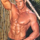 sexy shirtless hunk muscle pic magnet yummy LOOK