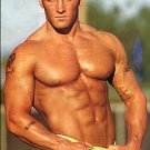 muscle hunk flexes 4U hot pic magnet gay int