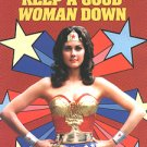 lynda carter wonder woman picture magnet sexy retro campy