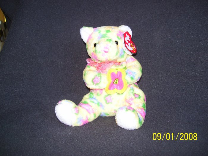 TY 'Bloom' Beanie Baby