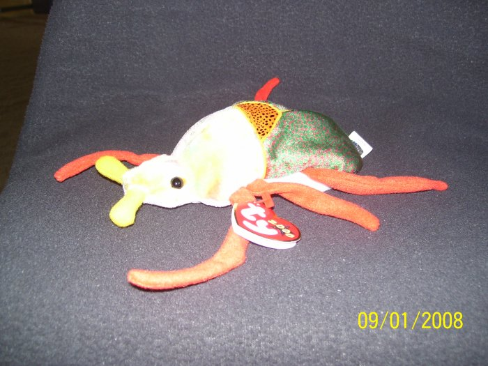 TY 'Scurry' Beanie Baby