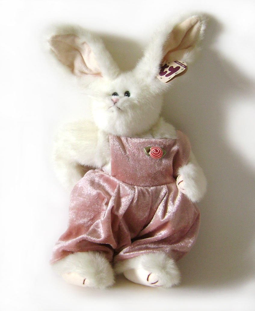 Ty Collectibles SARA Bunny Rabbit Collectible