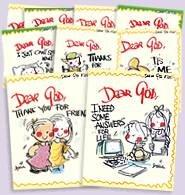 DEAR GOD BOOK SET