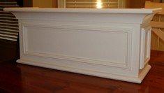 Adult Bed Canopy / Valance / Cornice