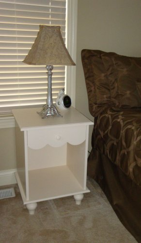 Children's Night Table with Drawer