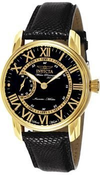Invicta Men's Classic Gold Tone Watch
