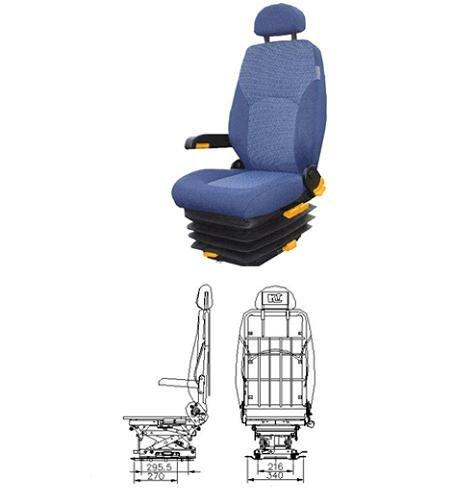 truck seat  R914-6