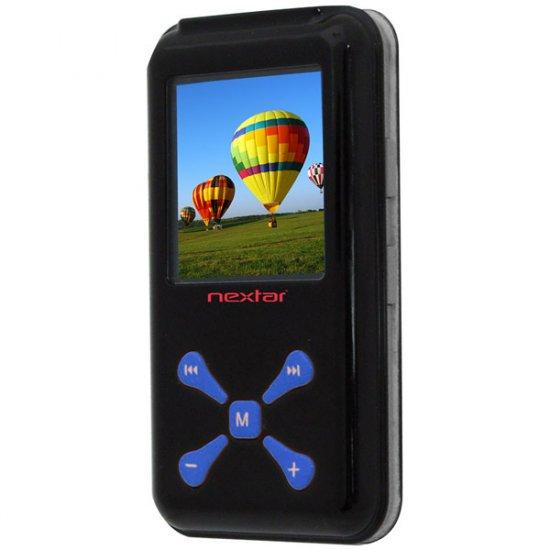 Nextar Blue 1GB MP3 Player With Video Playback MA715-1B