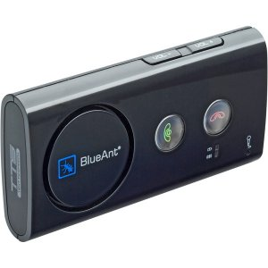 BlueAnt Supertooth 3 Portable Hands-Free Bluetooth Speakerphone