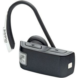 BlueAnt Black Z9i Bluetooth Headset With Voice Isolation Max