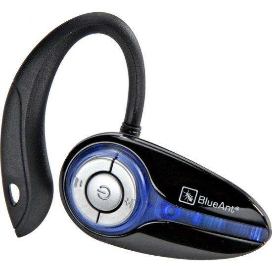 BlueAnt Black X3 Micro Bluetooth Headset