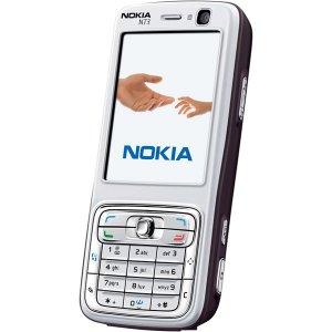 Unlocked Black Nokia N73 Multimedia Cell Phone